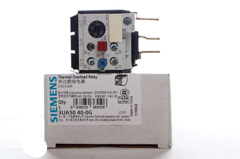 Overload relay 3UA5040-0G