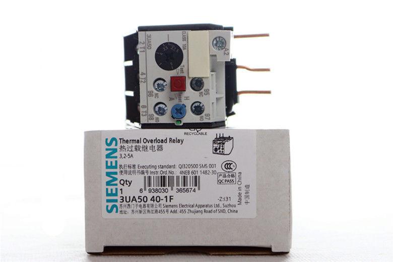 Overload relay 3UA5040-1F